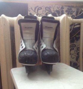Хоккейные коньки 38 размер