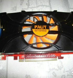 Palit GeForce GTS 450