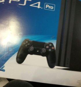 Playstation 4 pro 1 trb. Ps4 pro. Новая.