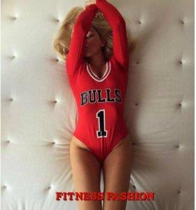 """Боди """"Bulls"""""""