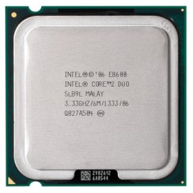 Процессор E8600 3.33GHz