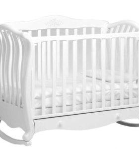 Кроватка Baby Italia