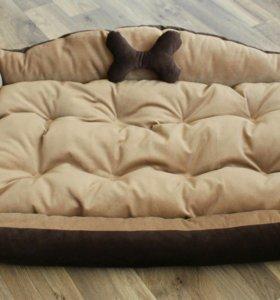 Большая лежанка-кроватка