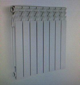 Новые Алюминиевые радиаторы