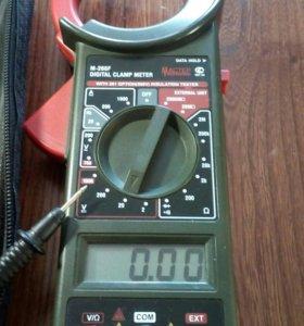 Мультиметр M266f