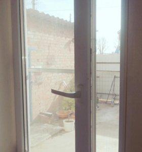 Пластиковые окна, двери, роллеты