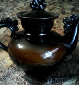 Посуда :Чайники керамика