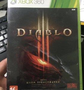 Diablo 3 на Xbox 360