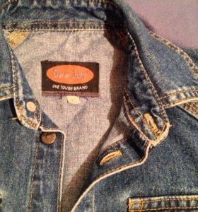 Джинсовая курточка и рубашка по 400₽+🎁
