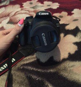 Canon eos 1200d состояние отличное!!! Торг.