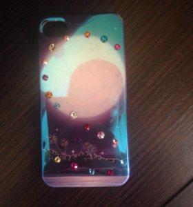 Чехол наiPhone 4