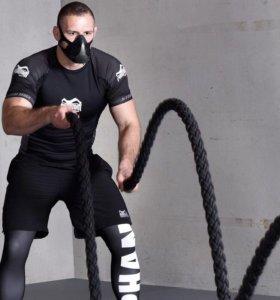 Training mask phantom athletic