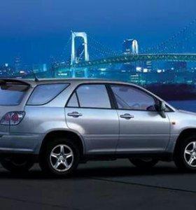 Продам машину Toyota Harrier, 2000 год
