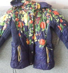 Куртка синтепоновая , весна-осень