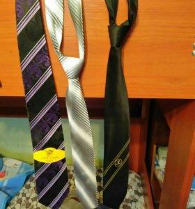 Мужские галстуки новые