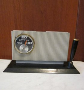 Термометр с держателем для ручки.