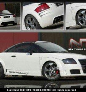 Обвес Audi TT (00-06) NTC реплика комплект