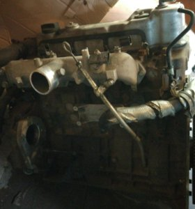 Двигатель для hyundai HD78