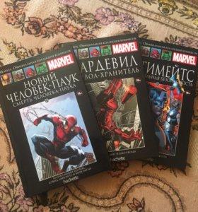 Marvel hachette (ашет) коллекция номера 44,43,47