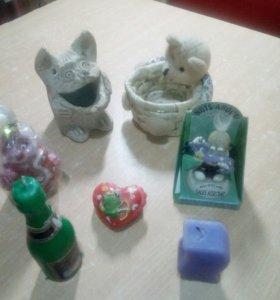 Свечи сувениры