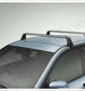 Поперечены багажника Toyota Rav 4