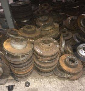 Тормозные диски на Бмв