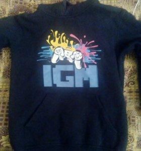Толстовка IGM