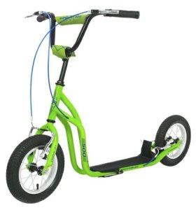 Новые детские велосамокаты