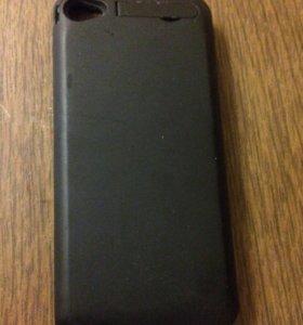 Чехол-зарядник на айфон 4s
