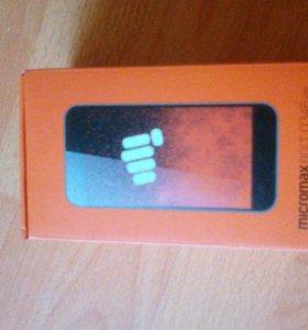 Продам телефон micromax bolt Q346 liti