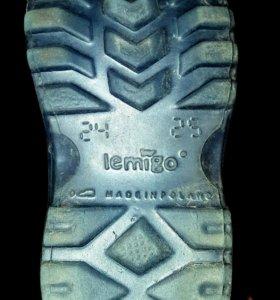 Резиновые сапоги Lemigo