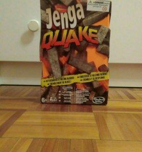 Настольная игра Jenga Quake
