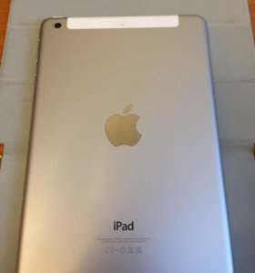 iPad mini 2, 16gb lte