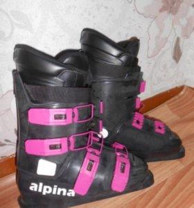 Горнолыжные ботинки 36/37 размера