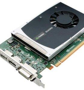 Видеокарта Quadro 2000 1gb