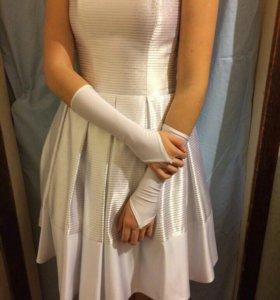 Платье на выпускной,вечернее,в идеальном состоянии