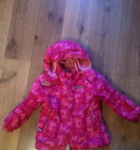 Куртка керри 2-3'5 года весна-осень