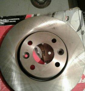 Тормозные диски нисан микро, рено меган