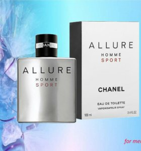 Allure Homme Sport Chanel для мужчин
