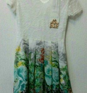 Платье сарафан новое
