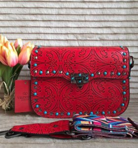 Новая модная сумка Валентино Valentino
