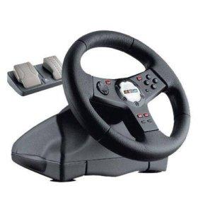 Руль Logitech Formula Vibration Feedback Wheel