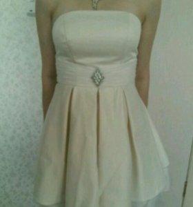 Продам платье выпускное в отличном состоянии