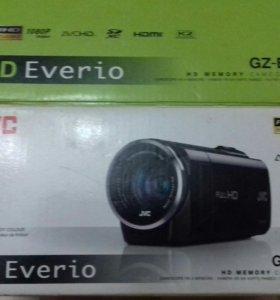 Видеокамера jvc everio GZ-E15