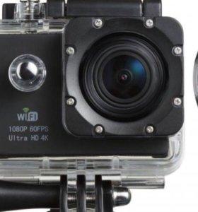 Action Camera SJ 8000 4K 24 FPS