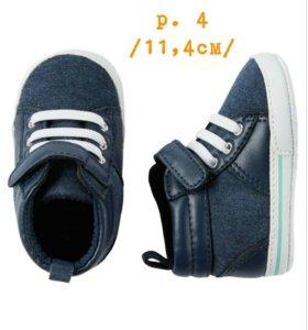 Ботинки для мальчика Carters Картерс