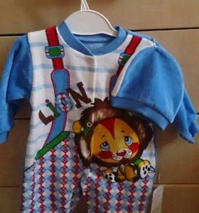 Детская одежда Комбенизончик