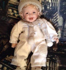 Кукла. Керамический пупс 57 см