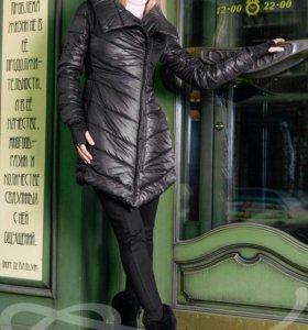 Стеганое пальто (куртка)