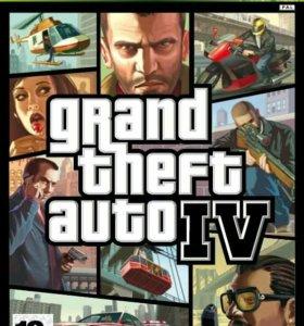 Гта4 Xbox360